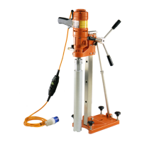 CL90 CORE DRILLING MACHINE