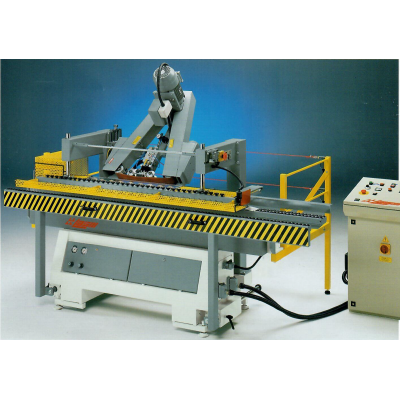 LS-2N  - PROFILE AND EDGE SANDING MACHINE