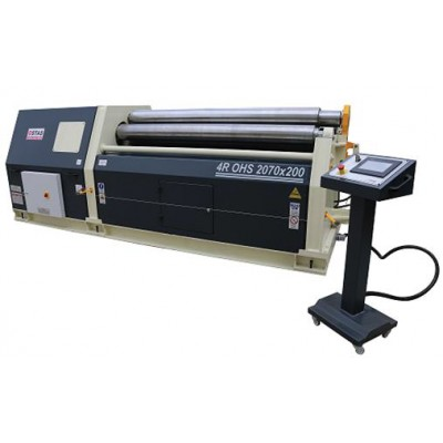 Four Roll Bending Machine 4R-OHS