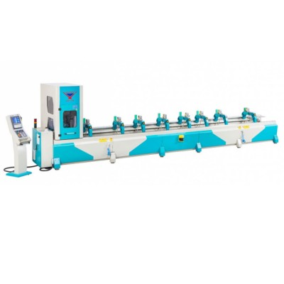 AIM 7510 - 5 AXES ALUMINIUM PROFILE PROCESSING CENTER