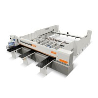 AUTOMATIC PANEL SAW WITH LIFTING TABLE AXO200