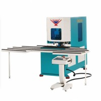 CNC 610 - PVC CORNER CLEANING MACHINE