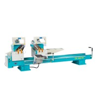 DC 550 SK - DOUBLE HEAD MITRE SAW MACHINE (FULL AUTOMATIC)