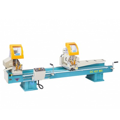 DC 421 MS - MS DOUBLE HEAD MITRE SAW MACHINE