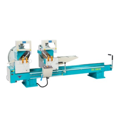 DC 550 M - DOUBLE HEAD MITRE SAW MACHINE