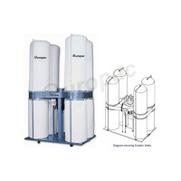 DUST COLLECTOR  EP-747 DS