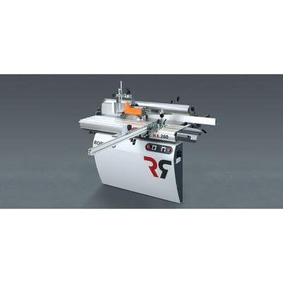Combined machine HX