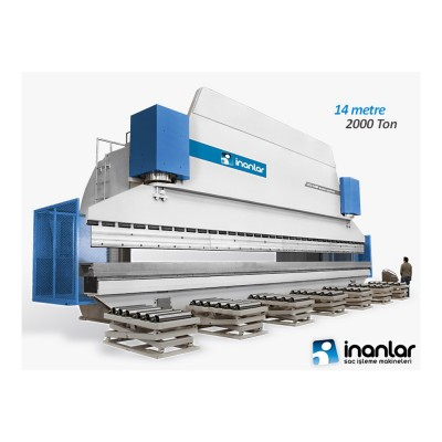 Heavy Duty Press Brakes