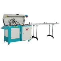 SK 450 - AUTOMATIC PROFILE SLICING MACHINE WITH UPWARD MOTION SAW BLADE (SERVO
