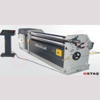Asymmetrıcal Three Roll Bendıng Machıne - SMR-S